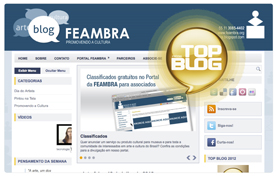 Blog Feambra no Top Blog